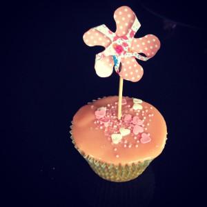 Vegan Fairy Cake