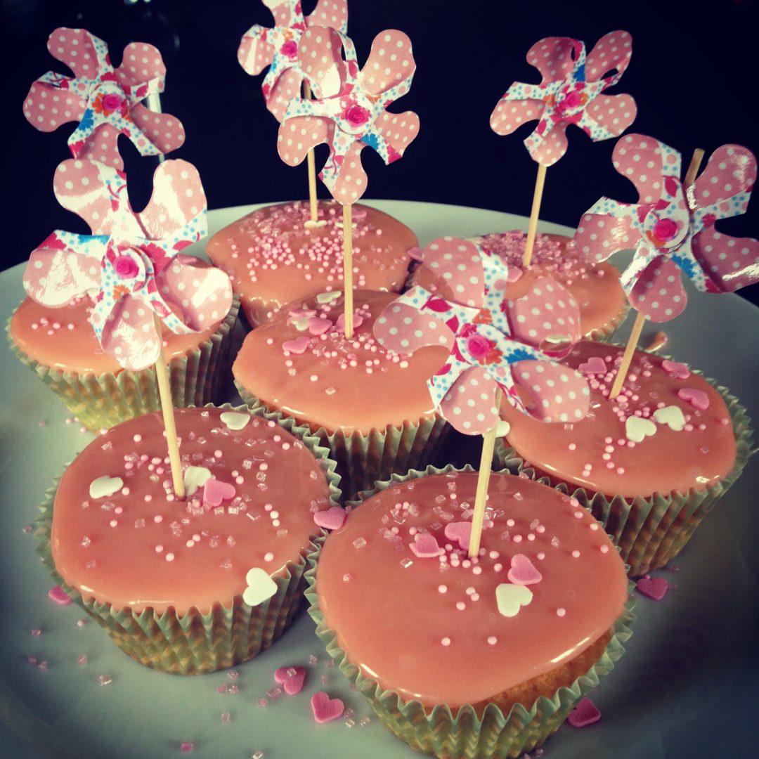 Vegan Fairy Cakes